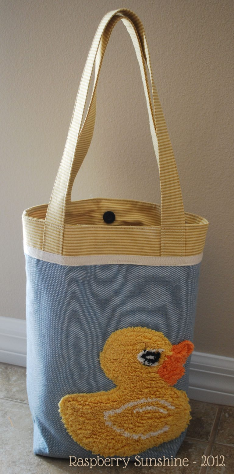 The Duckie Tote