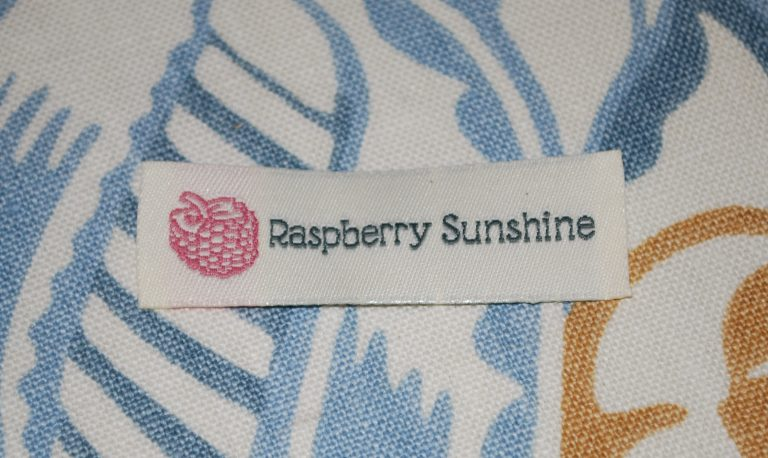Cute Raspberry Labels – My Review
