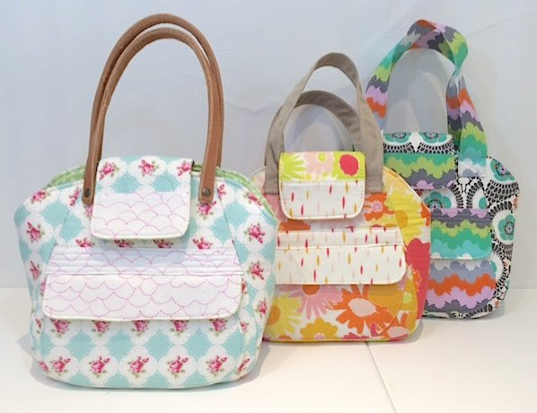 Adding an Adjustable Strap to your Spring Fling Bag