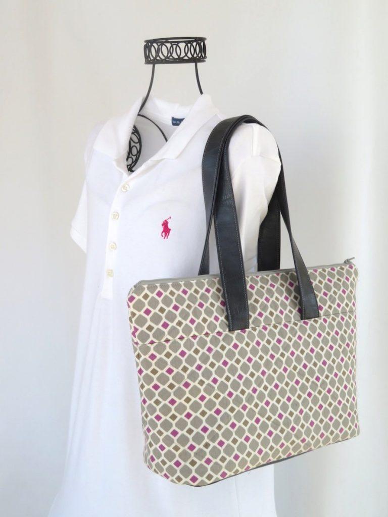 January's New Pattern Make ~ The Kristin Bag ~
